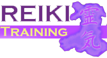 Usui Reiki Training